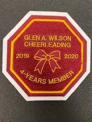4-Year Member Patch