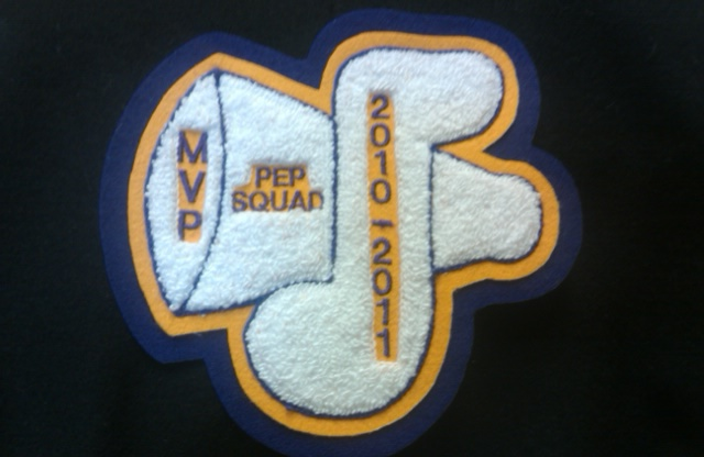 Cheer/Song Patch